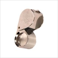 Chome Plated Magnifying Loupe