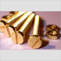 Brass Nuts And Bolts