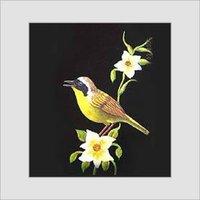 Oil Painting Bird Paintings
