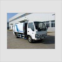 Heavy Duty Compress Garbage Truck