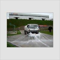 Heavy Duty Road Washer Truck