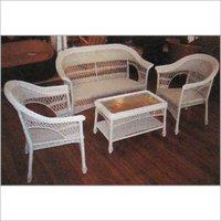 Rattan Wood Garden Furniture