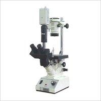 Trinocular Inverted Tissue Culture Microscope
