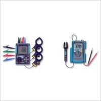 Clamping Meter (Tong Tester)