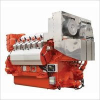 Heavy Duty Gas Genset