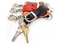 Design Leather Keychain