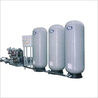 Industrial Hydro Pneumatic Booster System