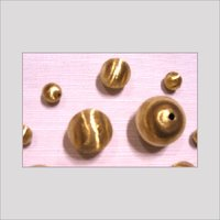 Brass Necklace Beads