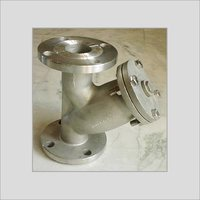 Flanged Y-Strainers