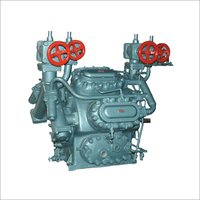 Two Stage Air Conditioning & Refrigeration Compressors