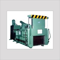 Hydraulic Baling Press With Autodoor