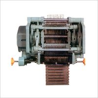 CAM TYPE WOODEN PEG / ELECTRONIC DOBBY MACHINE