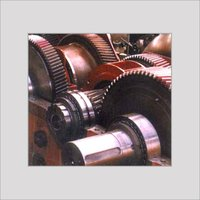 Helical And Spur Hardened Gearboxes
