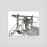 Semi Automatic Batch Foam Machines