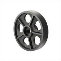 Cast Iron Castor Wheels