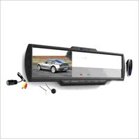Monitoring Car Rear View Mirror