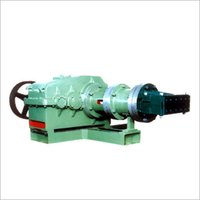 Hot Feed Extruder And Strainer Machines