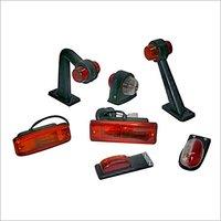 Automotive Clear Side Marker Lamps