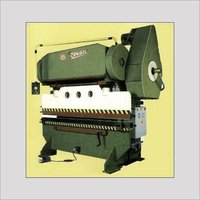 Mechanical Press Brake With Pneumatic Clutch