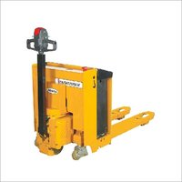 Electric Pedestrian Operated Pallet Truck