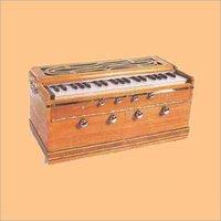Light Weight Teak Wood Harmonium