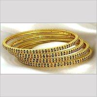 CALCUTTA GOLD BANGLES