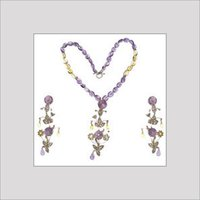 Designer Victorian Necklaces Set