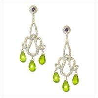 Diamond Earrings For Womens