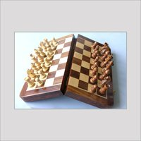 Magnetic Folding Chess