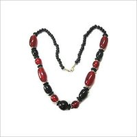 Semi Precious Bead Necklace