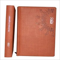 Chairman'S Diaries