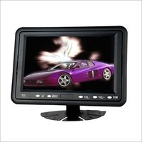 7 Inch LCD Car Monitor With Touch Screen