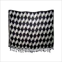 Designer Casual Stripped Shawls