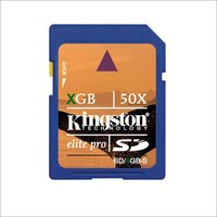 Secure Digital Elite Pro Storage Memory Card