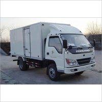 Commercial Mini Insulated Van