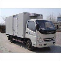 Mini Commercial Refrigerated Van
