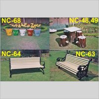 Fiber Garden Furniture