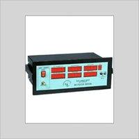 Panel Mounting Type Slip / Speed Meter