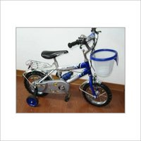 Children'S Bicycle With Basket