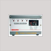 Manual And Automatic (Auto Wound) Voltage Stabilizers