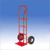 Corrosion Proof Hand Trolley Truck
