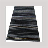 Striped Hand Loom Carpet