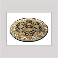 Tufted Round Carpets