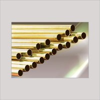 High Efficiency Brass Tubes