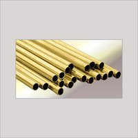 Robust Construction Brass Tubes