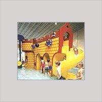 Aqua Play Castle