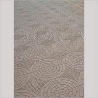 Designer Chequered Lawn Tiles
