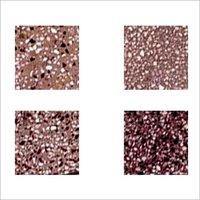 Grain Pattern Mosaic Floor Tiles