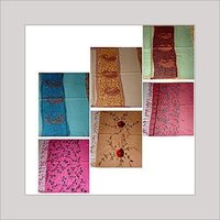 Hand Embroidered Pashmina Shawls