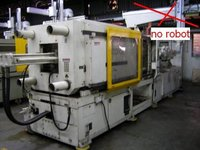 Injection Mould Control System